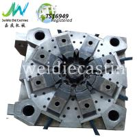 Buy cheap Reliable Aluminum Die Casting Mould , High Pressure Aluminium Alloys Die Casting Dies from wholesalers