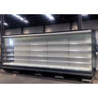 Buy cheap Low Fronted Remote Multideck Open Display Fridge 5 Layers With LED Light Tubes from wholesalers
