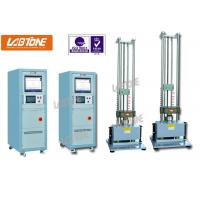 Buy cheap Customized Vibration Shock Testing Machine Easy Operation Multi - Purpose product