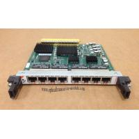 Buy cheap SPA-8XCHT1/E1-V2 8-Port Channelized T1/E1 Serial SPA Gigabit Ethernet from wholesalers