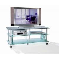 Buy cheap Plasma Glass TV Table/LCD Glass TV Table/Home Glass TV Stand from wholesalers