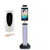 Buy cheap Desktop Mobile Stand Face Recognition Access Control Cameras Stand from wholesalers