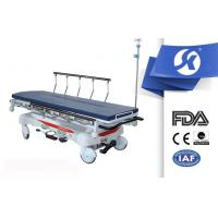 Buy cheap Luxury USA Pumps Patient Stretcher Trolley For Transportation from wholesalers