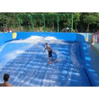 Buy cheap Water Park Surfing Skateboard Equipment Fiberglass Flowrider With Wave Surfing Machine from wholesalers