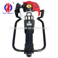 Buy cheap recommend QTZ-1 soil sampling drilling rig/borehole sampling rig pipe boots rig power from wholesalers