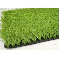 Buy cheap Realistic Looking Artificial Grass Football / Synthetic Soccer Grass High Durability from wholesalers