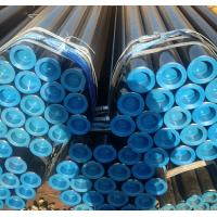 Buy cheap ASTM A106 Gr. B Black Seamless Carbon Steel Pipe Sch40 Sch80 Std For Fluid Transport from wholesalers