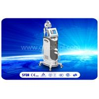 Buy cheap Female Cool Shaping Equipment Cryolipolysis With RF Cavitation Fat Freeze System from wholesalers