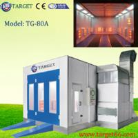 Buy cheap China high temperature baking oven,rockwool spray booth TG-80A from wholesalers