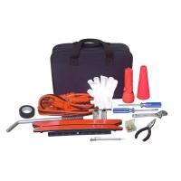 Buy cheap 28pcs Auto Emergency Tool Kit , Car / Vehicle Emergency Kit for Emergency Situation from wholesalers