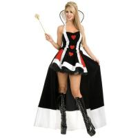 Buy cheap Alice in Wonderland Costumes wholesale enchanting queen of hearts costumes from wholesalers