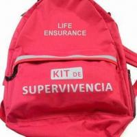 Buy cheap High-quality Large Survival Backpack with Dressing, Bandage, Food and Water from wholesalers