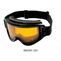 Buy cheap Anti-Reflect Skiing Goggles Skiing Snow Glasses With Custom Logo from wholesalers