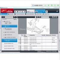 Buy cheap Linde Service Guide V5.18 LSG  2016.10+expired patch from wholesalers