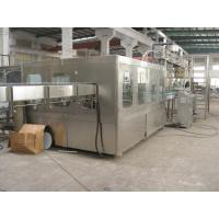 Buy cheap SUS304 Material PET Bottle Filling Machine / Automatic Liquid Filling Machine from wholesalers