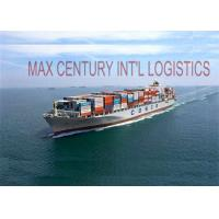 Buy cheap Sea Freight Container Asia Freight Solutions China To Israel Shipping Agent from wholesalers