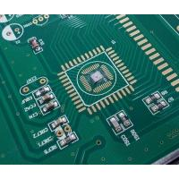 Buy cheap FR4 Material PCB LED Clock Light Assembly Board With Lead free HASL Finishing from wholesalers