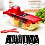 Buy cheap Manual Vegetable Mandoline Slicer from wholesalers