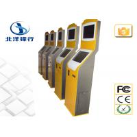 Buy cheap Custom Information 3G / Wifi LCD Dual Screen Kiosk Display Card Dispenser Kiosks from wholesalers