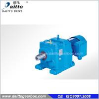 Buy cheap CR Series Helical speed Reducer Gearbox from wholesalers