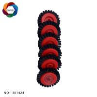 Buy cheap High quality and  good price nylon brush wheel 50*8*11 for offset printing machine from wholesalers