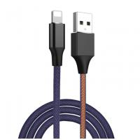 Buy cheap Jeans Fabric Fast Charge Type C Data Cable USB 3.1 Packaging Customized from wholesalers