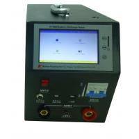 Buy cheap High Efficiency Battery Discharger Battery Capacity Tester Real Time Monitor from wholesalers