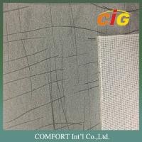 Buy cheap Plain Sofa Upholstery Fabric 100% Polyester Suede Fabric For Home Textile product