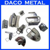 Buy cheap Aluminium Sheet  Metal Stamping metal punching Spare Parts from wholesalers