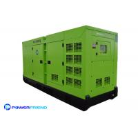 Buy cheap 350kw Soundproof Diesel Generator Electric Power By IVECO Engine Genset from wholesalers