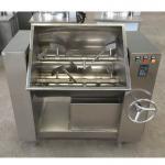 Buy cheap Small Vacuum Chapati Dough Mixer Machine , Flour Dough Making Machine from wholesalers