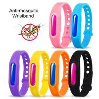 Buy cheap Pest control Ultrasonic Mosquito Repellent no chemicals waterproof Smart watch from wholesalers
