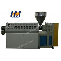 Buy cheap High Stability Plastic Extrusion Machine , Plastic Pipe Manufacturing Plant from wholesalers