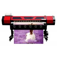 Buy cheap 1.8M DX5 Large Format Printing Machine / Poster Canvas Vinyl Printer Plotter from wholesalers