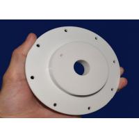 Buy cheap Custom Presicion Small Ceramic Washers Ceramic Disc For Taps CNC Machining from wholesalers