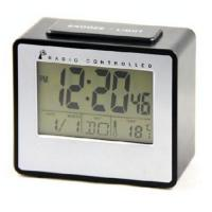 radio controlled alarm clocks