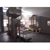Buy cheap Nuggets Chunks Making Food Processing Equipment , Soya Bean Protein Grain Processing Machinery from wholesalers