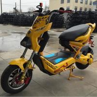 Buy cheap High Power Fashionable Cool Electric motorcycle for adults and Commuters 60v 20Ah 1000W from wholesalers