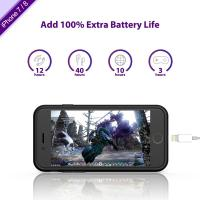 Buy cheap Protection Lighting Interface Charging Phone Cases , External Battery Case Capacity3000mah from wholesalers
