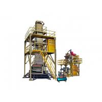 Buy cheap SJG-1100 POF Shrinkable Three Layer Co-extrusion Blown Film Machine from wholesalers