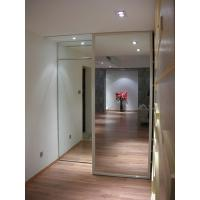 Buy cheap cut size mirror polished aluminum mirror sheet for home decor or hotel decor from wholesalers