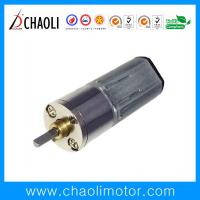 Buy cheap Multi Ratio Spur Gear Reducer Motor CL-G12-FN30 For Electric Lock And Precise Instrument from wholesalers