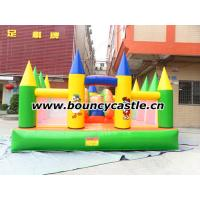 Buy cheap Custom Inflatable Bouncy Castle For Ssle from wholesalers