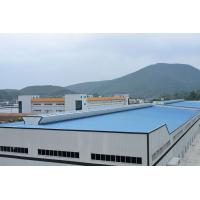 Buy cheap H Section Steel Structure Workshop Warehouse with High Strength Bolt Connection from wholesalers