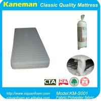 Quality compressed spring and foam mattress for sale