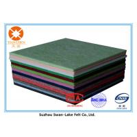 Buy cheap Decoration Sound Absorbing Panels For Ceiling , Needle Punched from wholesalers