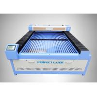Buy cheap Hermetic And Detached Tube CO2 Laser Engraving Machine , Leather wood laser cutting machine from wholesalers