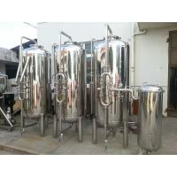 Buy cheap GMP FDA Standard Reverse Osmosis Treatment Plant For Pharmaceutical Industry from wholesalers