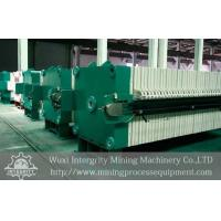 Buy cheap Ore Tailing Filter Press Dewatering Equipment Solid Liquid Separation from wholesalers