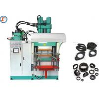 Buy cheap High Standard Rubber Moulding Machine 200T  , 2 RT Rubber Compression Moulding Machine from wholesalers